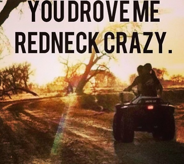 Redneck Crazy by Tyler Farr... check out the new single before the album is released on 9.30