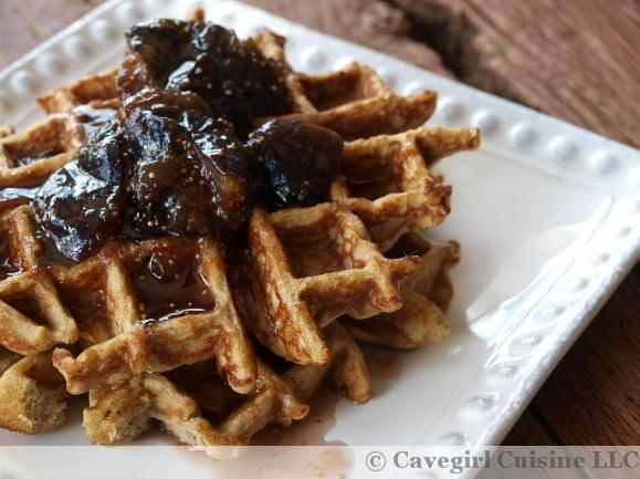 """Here's a tip: I used to fill my waffle maker all the way to the edges to make the """"pefect"""" waffle.  I now like the rustic feel of just pouring my batter in the center...I love the rough edges that it creates."""