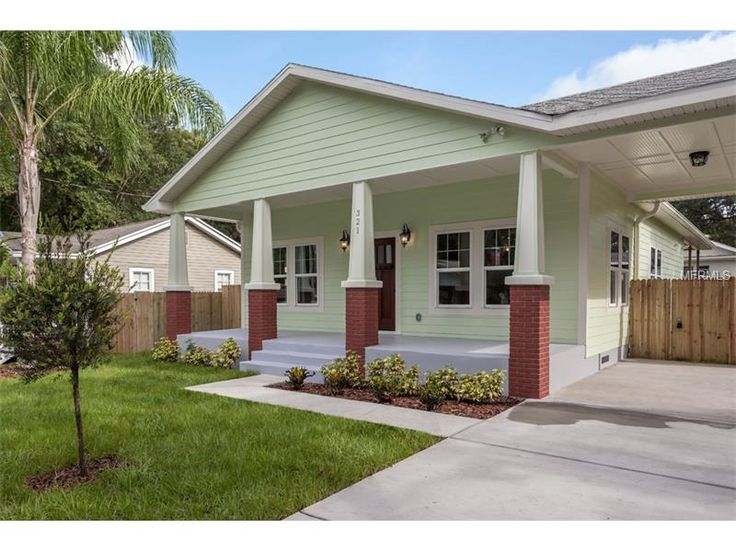 Homes in the Tampa Bay, Fla. area with great curb appeal.
