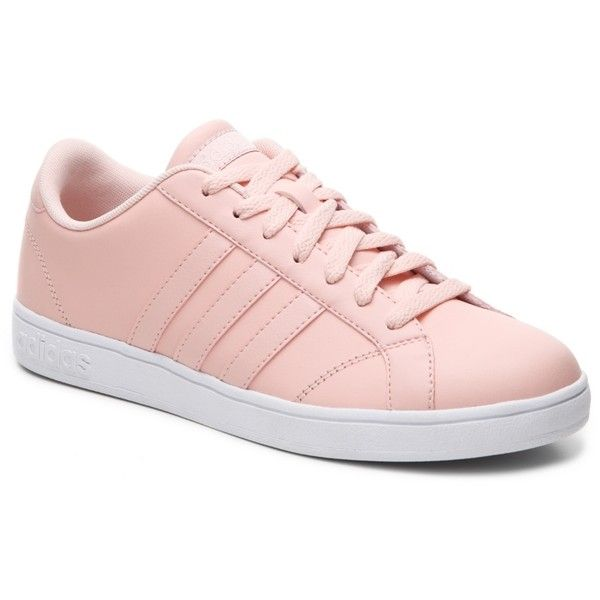 adidas NEO Baseline Sneaker Womens ($60) ❤ liked on Polyvore featuring shoes, sneakers, adidas neo sneakers, adidas neo and adidas neo shoes