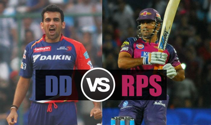 Here are goes to IPL Live Scores: Pune vs Delhi IPL Live Scores Ball by Ball Today Match. Get all about news of IPL Indian Premier League 2017. Live score ball by ball commentary live updates and highlights.