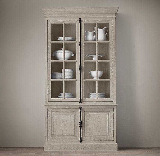 French Casement Sideboard Hutch From Restoration Hardware Couple Of Finshes As Options Do