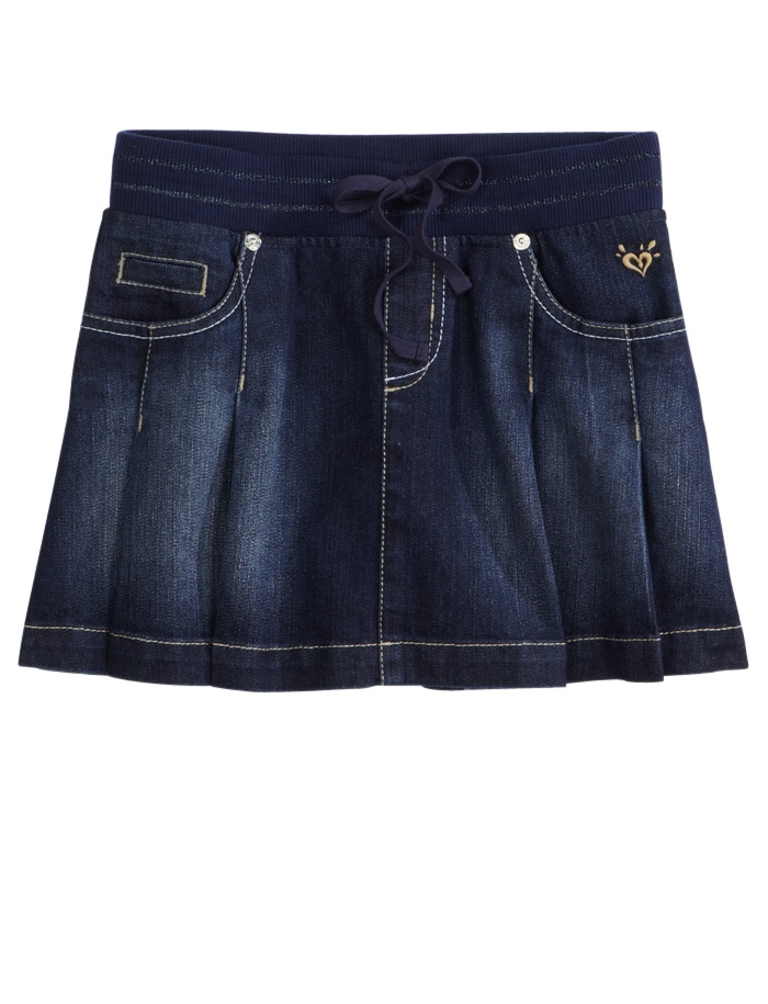 13 best images about Justice skirts on Pinterest | Aeropostale Polka dot skirts and Denim skirts