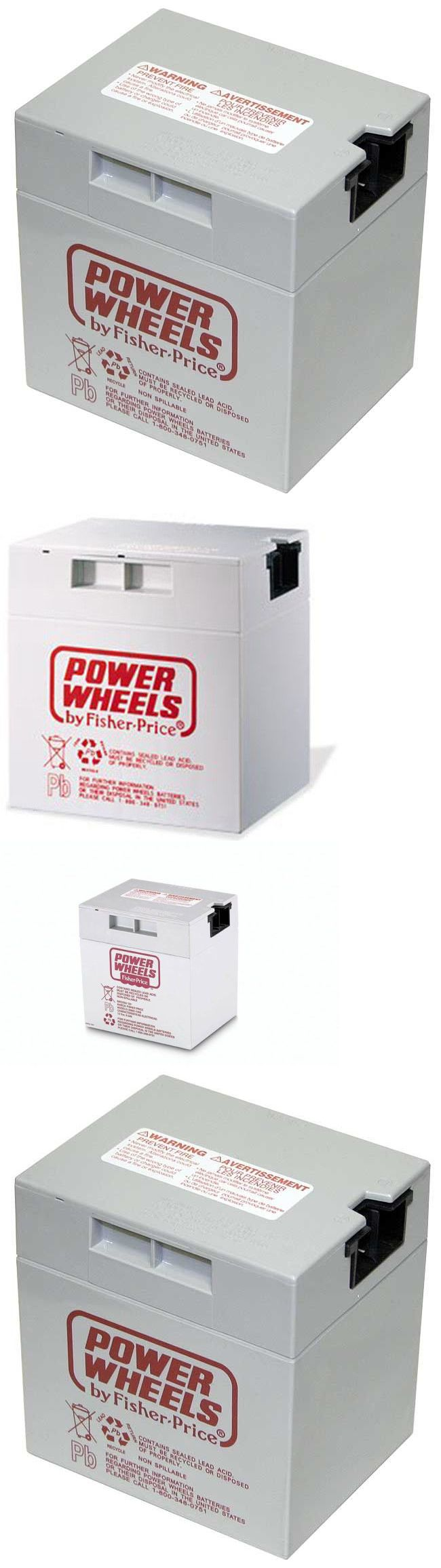 Ride On Toys and Accessories 145944: New Barbie Jammin Jeep Replacement Battery Power Wheels 12 Volt Mattel -> BUY IT NOW ONLY: $162.95 on eBay!
