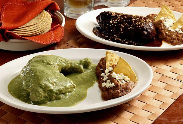 Mole verde de Michoacán!