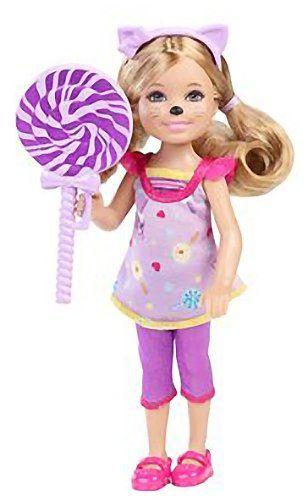 Madison: Barbie Chelsea & Friends Amusement Park Collecti