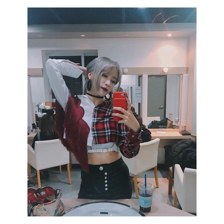 "211.4k Likes, 563 Comments - 하니 (@ahnhani_92) on Instagram: ""강제적 히메컷"""