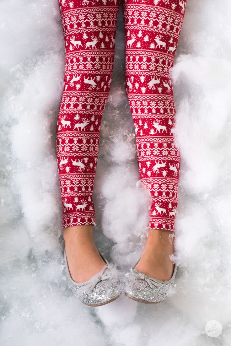 SweetLegs.ca | Oh Deer! | Holiday Collection 2017