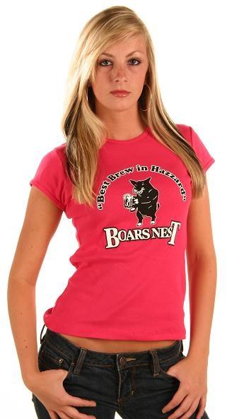Boars Nest Best Daisy Duke Costume T-shirt | Daisy dukes ...
