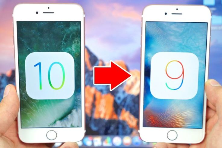 [Tutorial] How To Downgrade From iOS 10 Beta To iOS 9.3.2 - http://ttj.pw/28X4ox0 Apple will release iOS 10 in next October for all Apple user but iOS 10 beta is available to download. If you could not wait and have installed the beta version on you iPhone or iPad and now struggling because of the unknown error, then this tutorial is for you.   [Click on Image Or Source on Top to See Full News]
