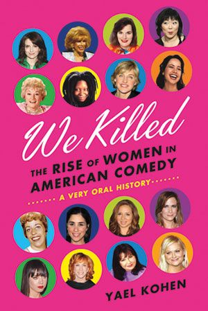 woolrich online shop Book Review We Killed The Rise of Women in American Comedy  Krissie look at this