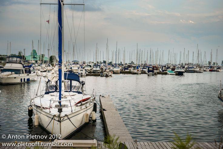 Yacht Club, Whitby,Ontario