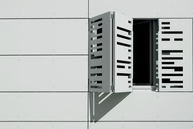 Инкрустированные фасадные панели
