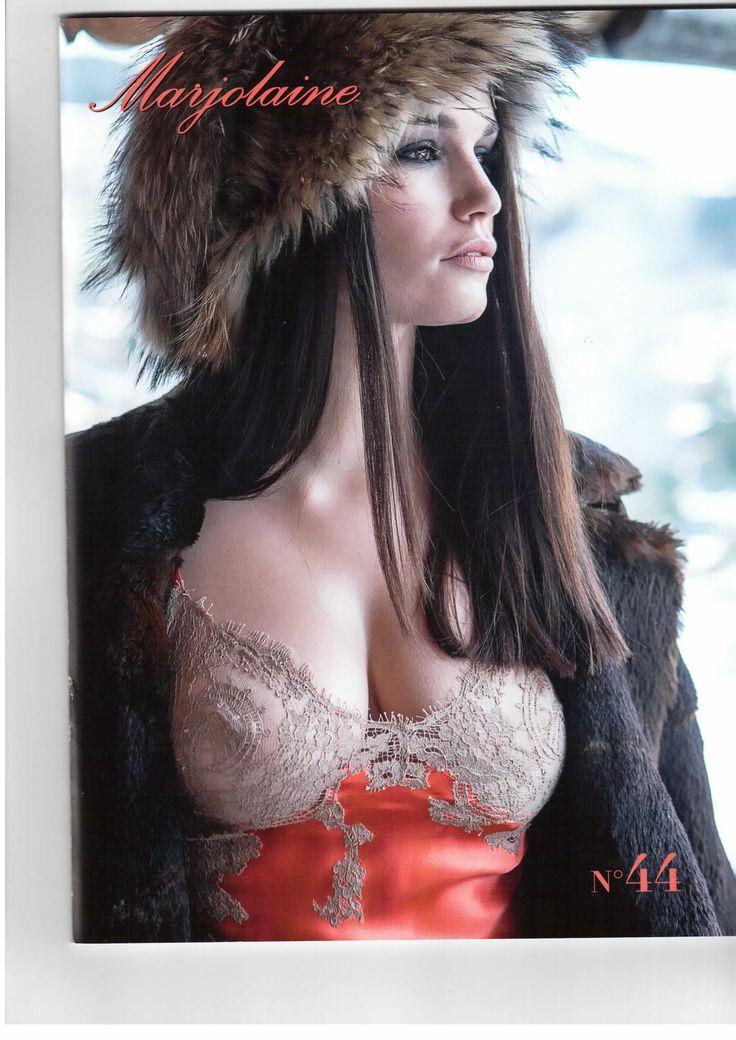 Marjolaine, sottovesti e sotto giacca in pura seta!