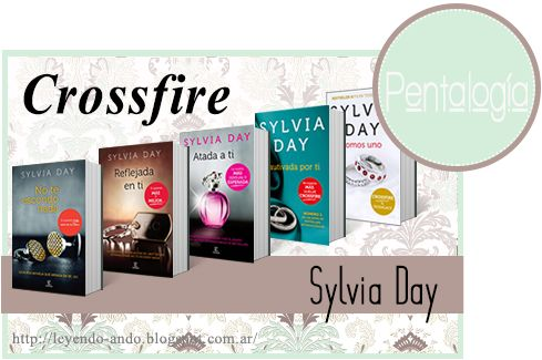 La serie Crossfire hasta el momento será una trilogía. El tercer libro iba a lanzarse en diciembre del 2012 pero la editorial dec...