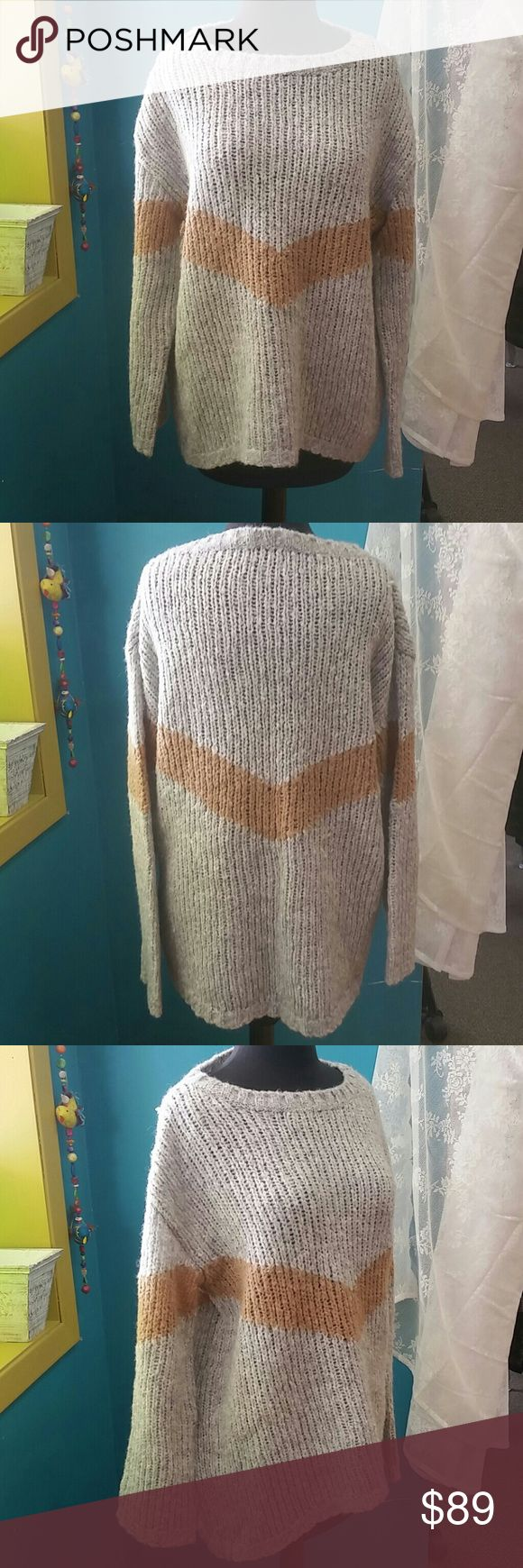 Pam & Gela sweater Cute sweater for every season. Excellent condition! Pam & Gela  Sweaters