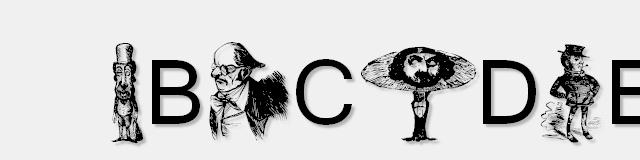 My Free Font Site @ www.fontcache.com