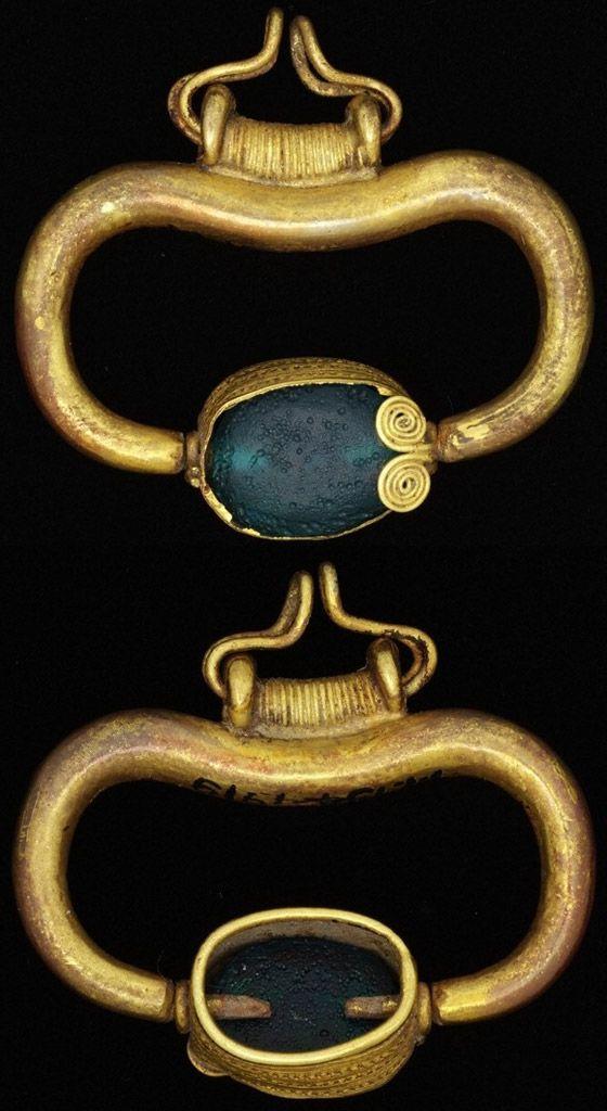 Gold pendant, 600 B.C.-500 B.C. ~ ~  Victoria & Albert  museum