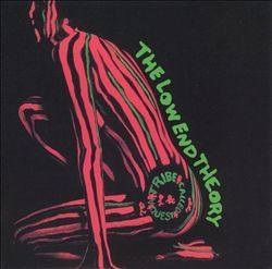 A Tribe Called Quest- The Low End Theory [1991]...IMO the greatest hip hop album cover ever! The Electric Lady was simple, artsy, afrocentric, understated, yet a bold statement.