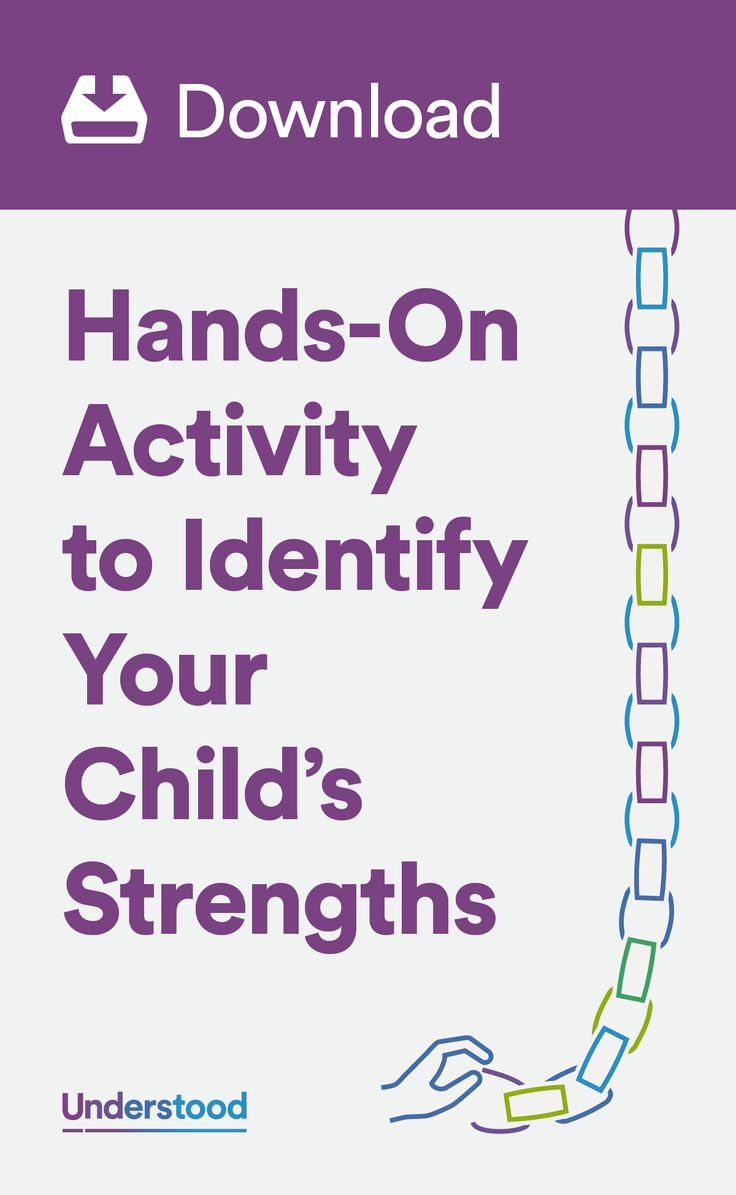 When your child has learning and attention issues, you may sometimes be so focused on what your child needs to improve that it can be hard to see his strengths. Here's a cool—and crafty!—way to identify your child's many strengths and connect them in a paper chain.