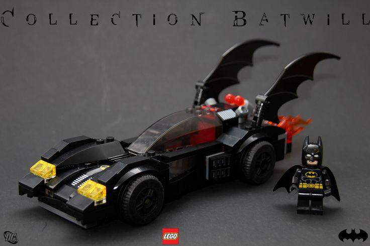 batmobile lego batman lego custom lego pinterest lego batman lego and batman. Black Bedroom Furniture Sets. Home Design Ideas