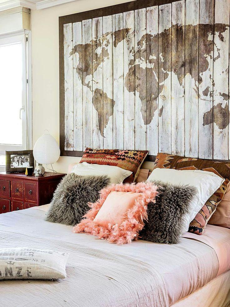 Die besten 25+ hipster Schlafzimmer Dekor Ideen auf Pinterest - ideen schlafzimmer einrichtung stil chalet