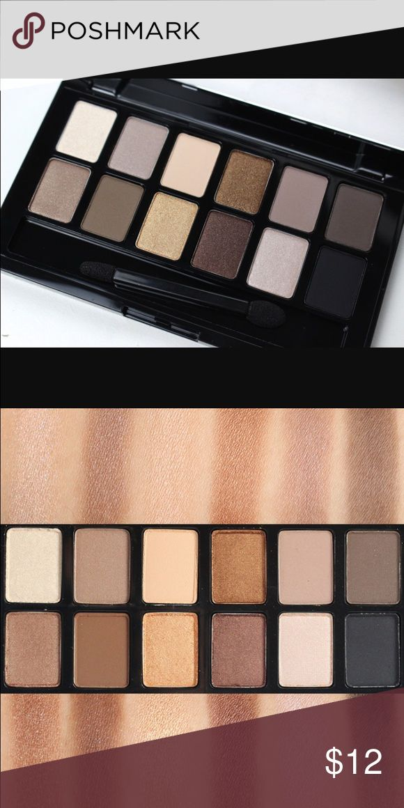 THE NUDES PALETTE MAYBELLINE CAN BE SOLD AS PART OF A BUNDLE! similar to the naked palette but much cheaper!!! Never worn only swatched! Maybelline Makeup Eyeshadow