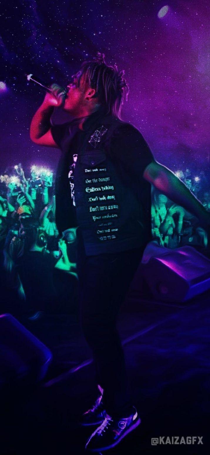 Personalized Songs In 2021 Juice Juice Rapper Dark Purple Aesthetic