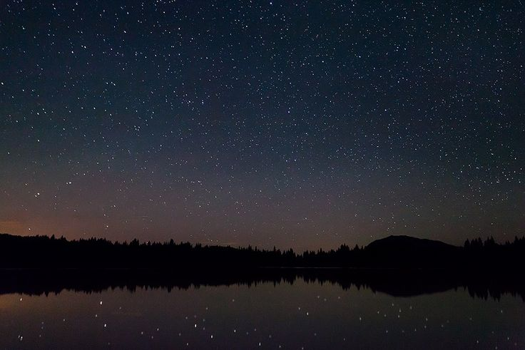 Photograph Stars over Lost Lake  by Sarah Marino on 500px