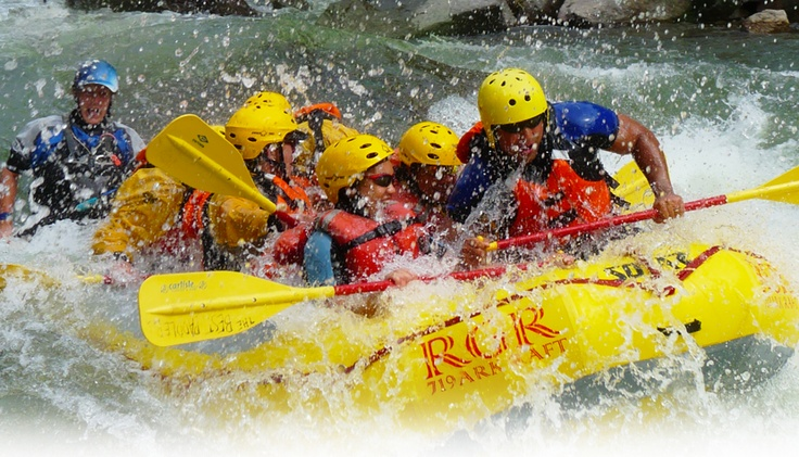Rafting Royal Gorge - scary and fun. Not sure I would be able to do it again though.
