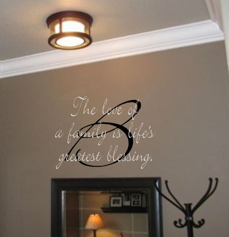 Best Wall Decal Images On Pinterest Family Wall Wall Decals - How to put a decal on my wall