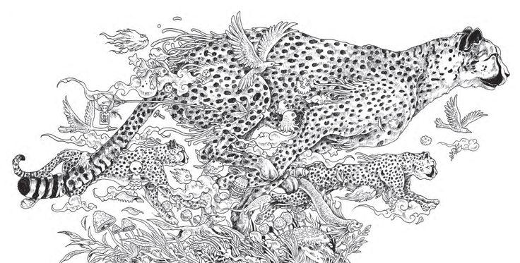 Kerby Rosanes Animorphia Free Pattern Download Whsmith