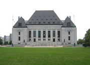 Supreme Court of Canada building, by Ernest Cormier