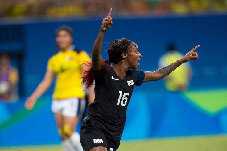 Gallery: WNT Advances to 2016 Olympic Quarterfinal - U.S. Soccer