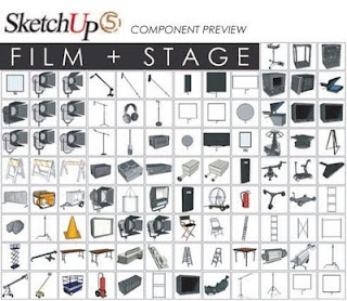Architecture Download: SketchUp Component