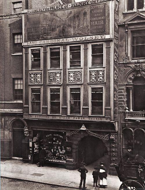 London, 1800s.