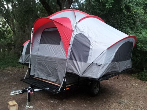 25 Best Images About Lifetime Tent Trailers On Pinterest