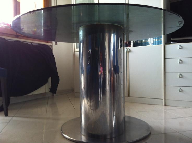 Vetro tavolo ~ Tavolo moderno in legno living living è un tavolo materico