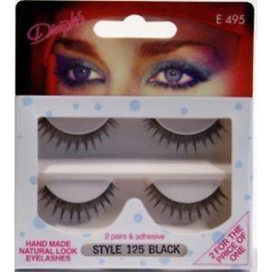 Buy Dimples False Eyelashes 125 Online at Cosmetics4uonline.co.uk - Cosmetics4uOnline.co.uk