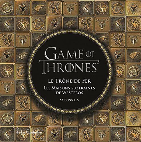 Game of Thrones. Le Trône de fer, les maisons suze: L'article Game of Thrones. Le Trône de fer, les maisons suze est apparu en premier sur…