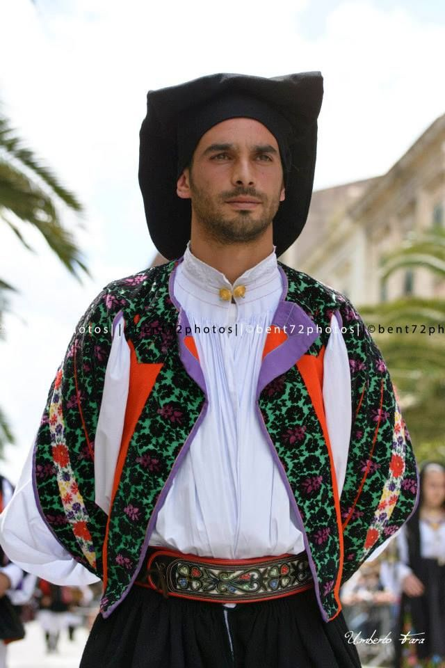Bent72photos Sardinian Traditional Costume Costumi