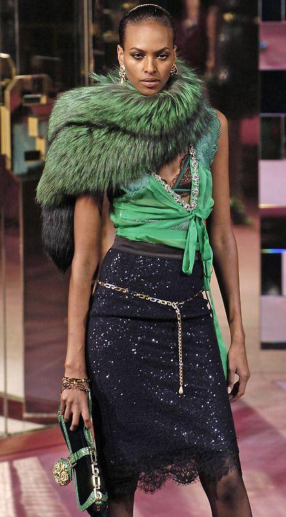 Dolce  Gabbana, simple glam~