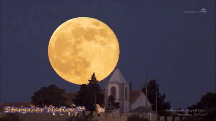 Super Moons Coming to a Sky near you, Aug 10th and September 9th 2014 3D...