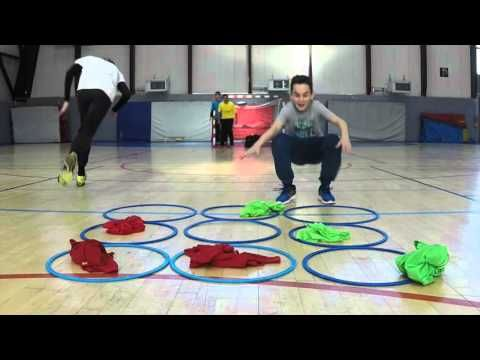 Tic Tac Toe - Warmup Game - YouTube