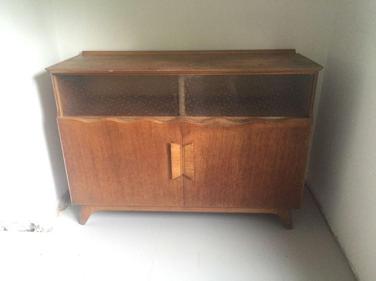 Mid Century Sideboard | eBay