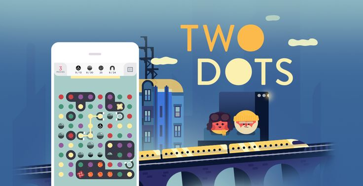 Two Dots - Color Connecting Strategy that Guide to Success ...