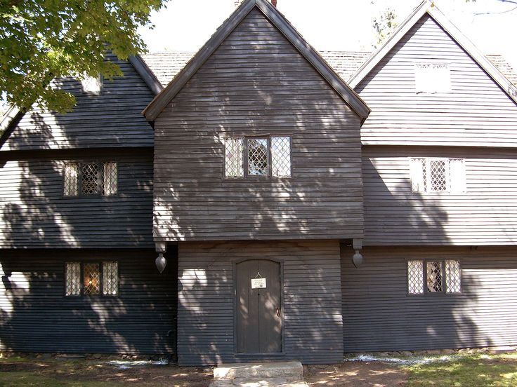 Salem Mass CorwinHouse - American colonial architecture - Wikipedia