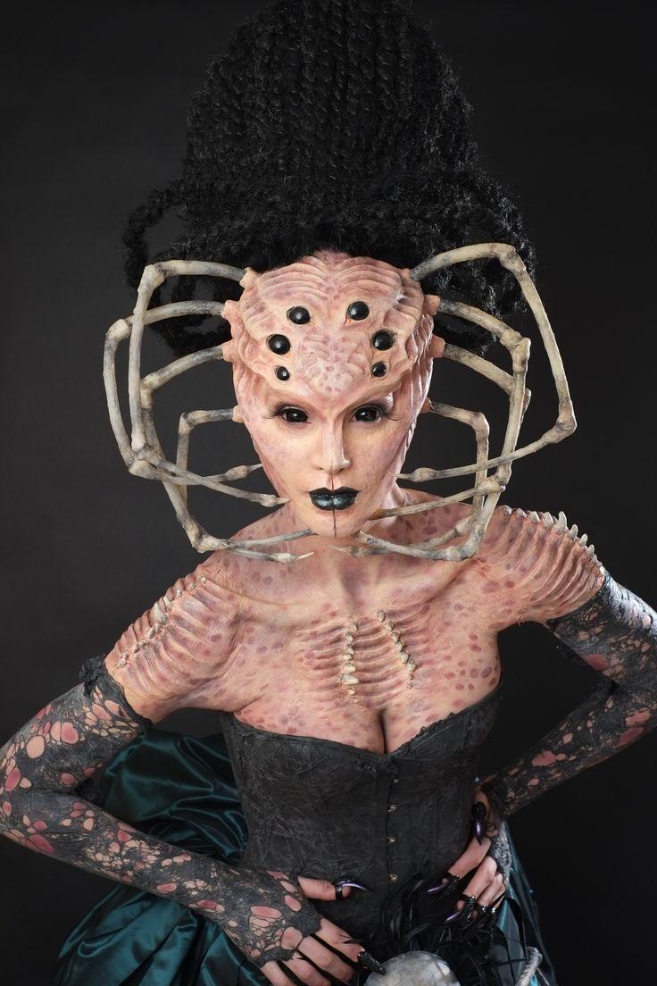 681 best Insane Make-up/FX images on Pinterest