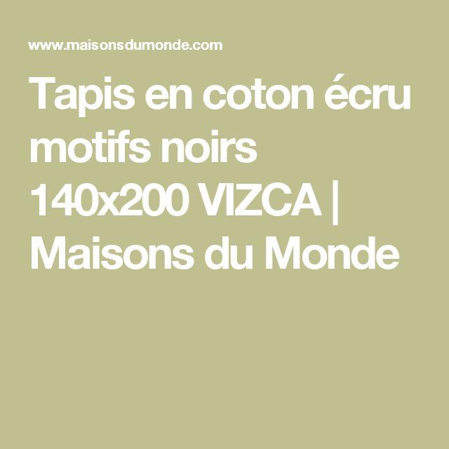 25+ best ideas about Tapis Maison Du Monde on Pinterest ...
