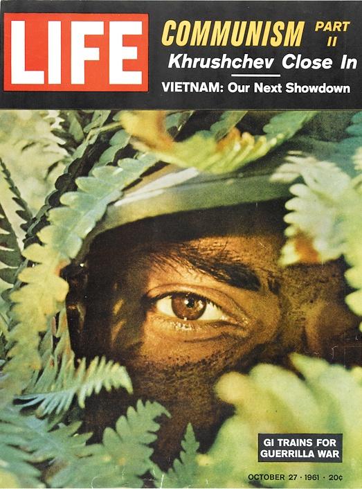 LIFE covers the Vietnam War: http://ti.me/10IaSRz